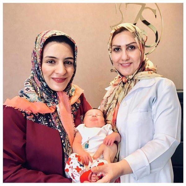 دکتر زهرا صابری- زایمان طبیعی