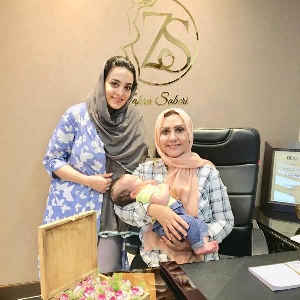 دکتر زهرا صابری (متخصص زنان اصفهان)